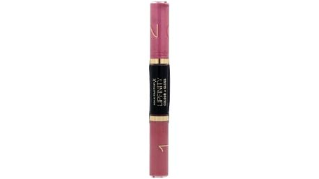 Max Factor Lipfinity Colour + Gloss 2x3 ml rtěnka pro ženy 520 Illuminating Fuchsia