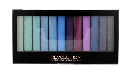 Makeup Revolution London Redemption Palette Mermaids Vs Unicorns 14 g oční stín pro ženy
