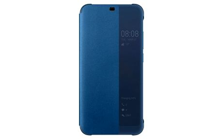 Pouzdro na mobil flipové Honor 10 modré (51992479)