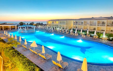 Řecko - Korfu na 8 dní, all inclusive s dopravou letecky z Prahy přímo na pláži