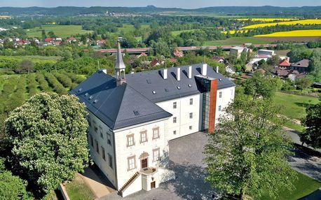 Pobyt na zámku Svijany v Českém ráji
