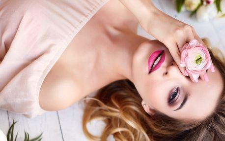 Pořádně nabité balíčky kosmetického ošetření: čištění, masáž i galvanizace