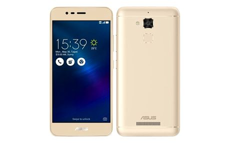 Mobilní telefon Asus ZenFone 3 Max ZC520TL zlatý (ZC520TL-4G076WW)