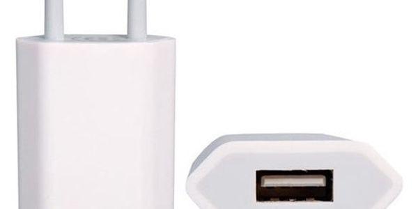 Nabíječka do sítě Apple A1400 - bulk bílá (A1400)