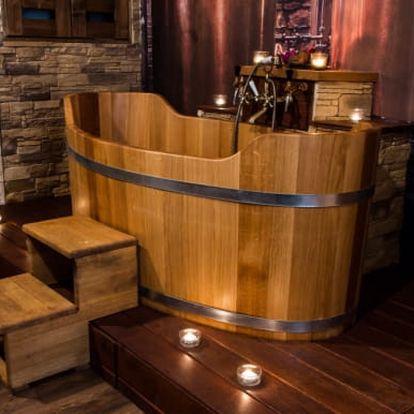 60min. luxusní párová masáž dle vlastního výběru