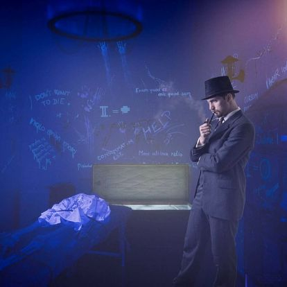 Úniková hra a muzeum iluzí pro 2 osoby