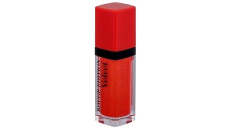 BOURJOIS Paris Rouge Edition Velvet 7,7 ml rtěnka pro ženy 20 Poppy Days