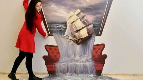 Fakt nebo klam? Muzeum iluzí FATAMORGANA pro 2