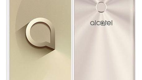 Mobilní telefon ALCATEL 3C 5026D Dual SIM (5026D-2CALE11) zlatý