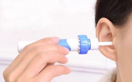 Vysavač pro odstraňování ušního mazu