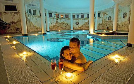 Maďarské lázně Zalakaros v hotelu s neomezeným wellness, squashem, zapůjčením kol i polopenzí