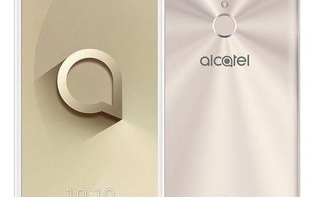 Mobilní telefon ALCATEL 3C 5026D Dual SIM (5026D-2CALE11) zlatý Software F-Secure SAFE, 3 zařízení / 6 měsíců v hodnotě 979 Kč