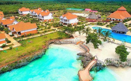 Zanzibar - Pingwe na 12 až 13 dní, all inclusive s dopravou letecky z Bratislavy