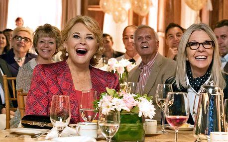 2 vstupenky do Lucerny na komedii Dámský klub