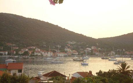 Chorvatsko - Střední Dalmácie na 8 dní, bez stravy s dopravou vlastní