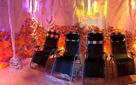 Relax v solné jeskyni: vstup i permanentka