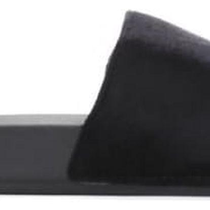 Dámské černé pantofle Joyce 10761K