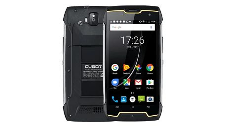 Mobilní telefon CUBOT King Kong Dual SIM (PH3777) černý