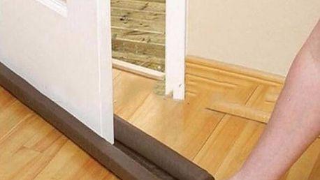 Oboustranné těsnění pod dveře