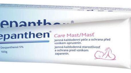 BEPANTHEN® Care Mast 100g - chrání před vznikem opruzení