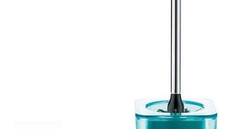 Kela WC set Kristall, modrá