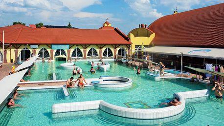 Lázeňský pobyt v termálních lázních na jihu Slovenska v Hotelu Elenka ***