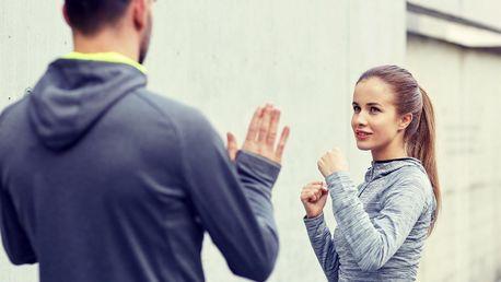 Měsíční kurz sebeobrany pro ženy či muže