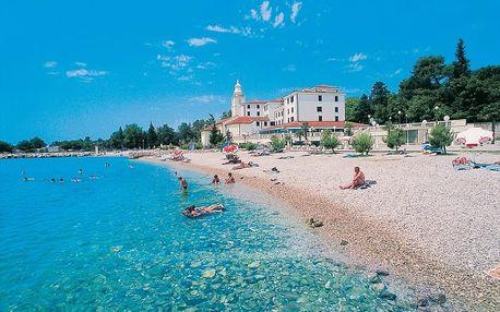 Jednodenní koupání v Chorvatsku | Zájezd s obědem do Crikvenice | Min. 10 hodin u moře | Nástupní místa v celé ČR