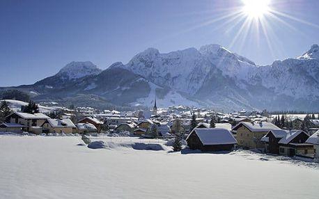 4–5denní zimní pobyt pro 1 s polopenzí v hotelu Sonnenhof v rakouských Alpách