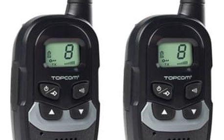Vysílačky Topcom Twintalker RC-6410 (5411519017741)