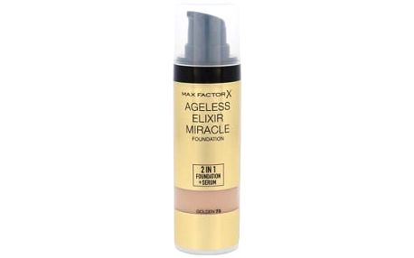 Max Factor Ageless Elixir 2in1 Foundation + Serum SPF15 30 ml makeup 75 Golden W