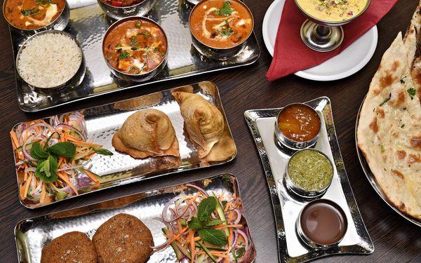 Indická restaurace Masala - Jana Masaryka