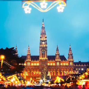 Vánoční atmosféra po Evropě