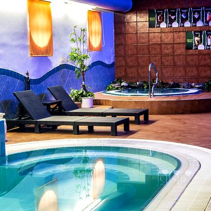 Relaxace na jižní Moravě s polopenzí a wellness