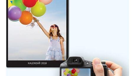 Fotokalendář z vašich fotografií. 8 motivů na výběr, různé rozměry, kvalitní provedení.