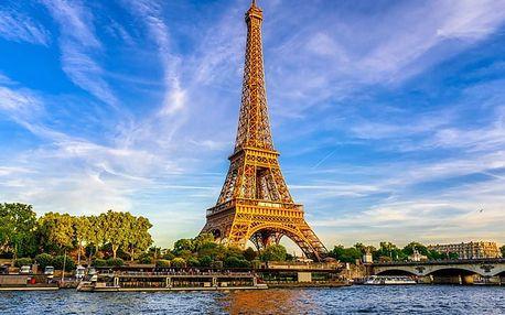 Disneyland a Paříž s mořský světem na 5denním zájezdu na 2 noci
