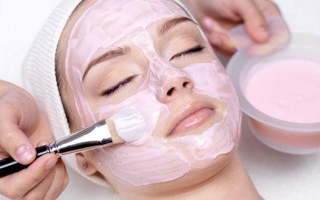 Dopolední kosmetické ošetření vč. omlazující kúry