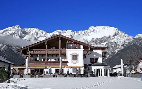 Rakousko - Tyrol na 7 dní, bez stravy s dopravou vlastní