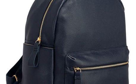 Dámský námořnicky modrý batoh Eddie 186C