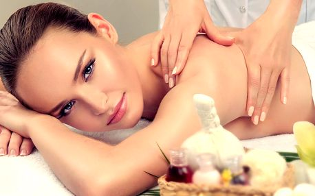 Masáž a procedura dle vašeho výběru - 90 minut péče na Praze 5
