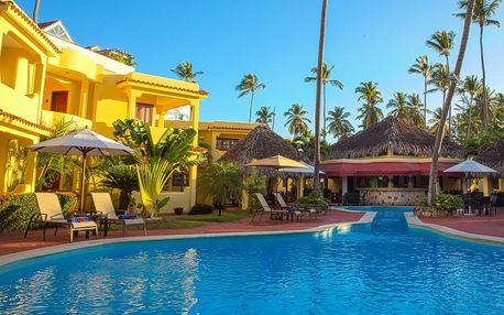Dominikánská republika - Punta Cana na 9 dní, all inclusive s dopravou letecky z Prahy přímo na pláži