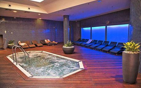 Boží relaxace pro pár/pro jednoho: masáž a neom. wellness