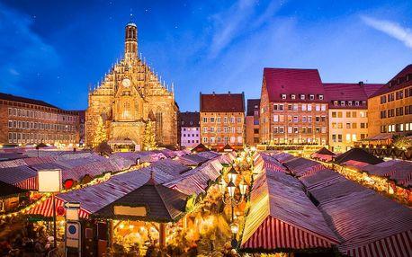 Adventní Norimberk | Jednodenní zájezd na vánoční trhy do Bavorska