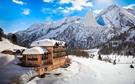 5denní Passo Tonale se skipasem | Hotel Locanda Locatori*** | Doprava, ubytování, polopenze a skipas