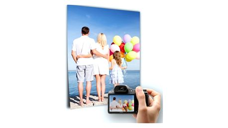 Originální produkt z vaší fotografie - Maxi Foto. Možno na výšku i na šířku.