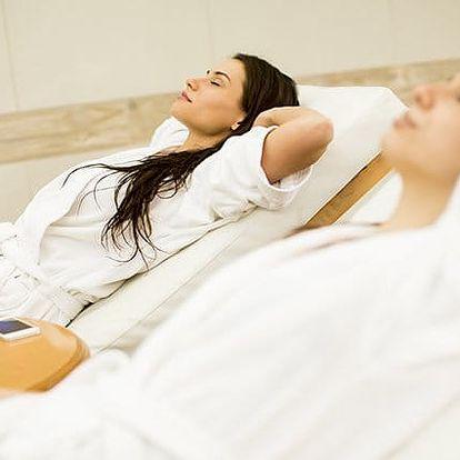 3denní wellness pobyt pro 2 dámy s polopenzí v penzionu Grasel na Vysočině