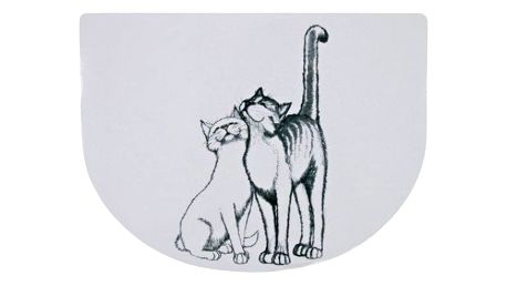 Prostírání s motivem koček