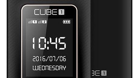 Mobilní telefon CUBE 1 VF200 černý (022249)