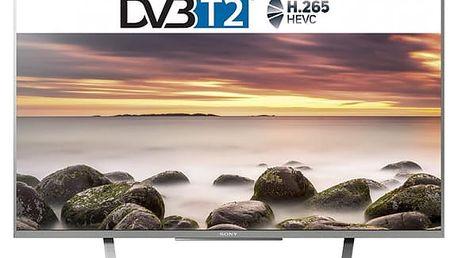 Televize Sony KDL32WD757 stříbrná + DOPRAVA ZDARMA