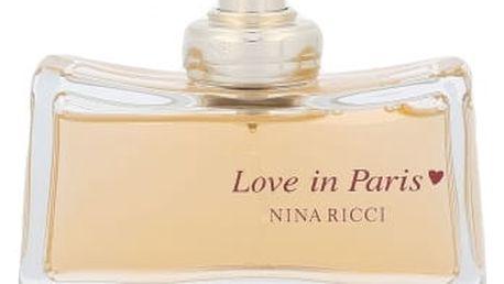 Nina Ricci Love in Paris 50 ml parfémovaná voda tester pro ženy